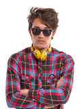 Deejay. Stock Photography