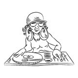 Deejay Stock Photography