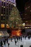 Deel 2 43 van 2015 Fifth Avenue -Vakantievensters Royalty-vrije Stock Foto