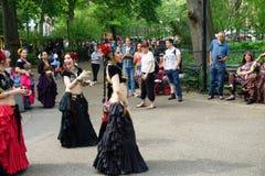 2015 Deel 2 27 van NYC DanceFest Royalty-vrije Stock Afbeelding