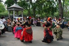 2015 Deel 2 34 van NYC DanceFest Royalty-vrije Stock Afbeeldingen