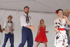 2015 Deel 4 48 van NYC DanceFest Stock Afbeeldingen