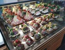 Deens voedsel royalty-vrije stock afbeeldingen