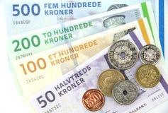 Deense kronen (DKK), Stock Foto's