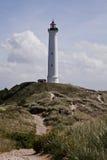 Deense Lichte Toren Stock Afbeeldingen