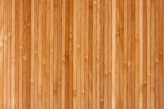 Deep Bamboo Background. Texture - Close up of bamboo mat background Royalty Free Stock Photos