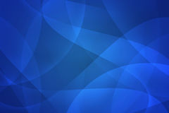 Deep blue abstract background Stock Photography