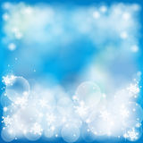 Deep blue abstract background, create by vector Stock Photo