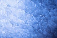 Deep blue ice Royalty Free Stock Photo