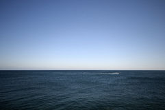 Deep blue sea Royalty Free Stock Photo