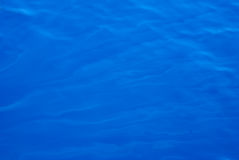 Deep blue sea wave texture Royalty Free Stock Photography