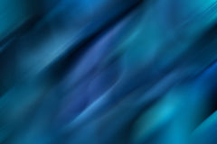 Deep blue silk Stock Photo