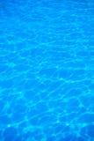 Deep blue water. Stock Photos