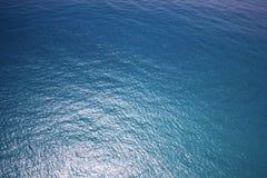 Deep blue water Stock Photo
