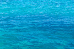 Deep Blue Water Stock Photos