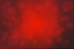 Deep burgundy red abstract with bokeh lights blurred background. Deep burgundy red abstract blurred gradient mesh with bokeh light vector background Royalty Free Stock Photo