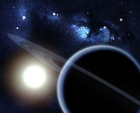 Deep Cosmos Stock Image