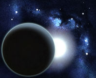 Deep Cosmos Royalty Free Stock Photos