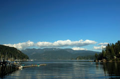 Deep cove Royalty Free Stock Photo