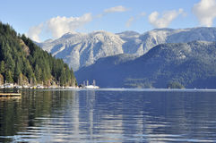 Deep Cove Royalty Free Stock Image