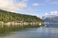 Deep Cove Stock Image