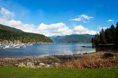 Deep Cove, North Vancouver, Canada Royalty Free Stock Photography