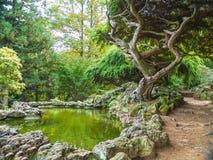 Deep Cut Gardens Royalty Free Stock Photography