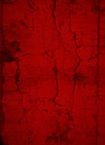 Deep Dark Red Cracked Paint Background Royalty Free Stock Photos