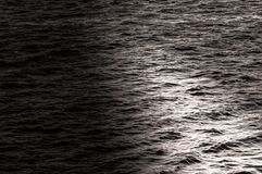 Deep dark water Stock Photography