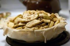 Deep Dish Apple Pie Royalty Free Stock Image
