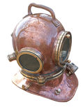 Deep Diving Gear Royalty Free Stock Images