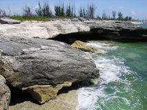 Deep Erosion Stock Image