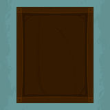Deep frame. For photo and information. vector format Royalty Free Stock Photos