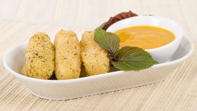 Deep Fried Cheese Stock Images