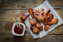 Deep fried chicken Royalty Free Stock Images