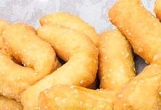 Deep-fried dough stick Royalty Free Stock Photography