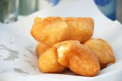 Deep - fried dough stick Royalty Free Stock Image