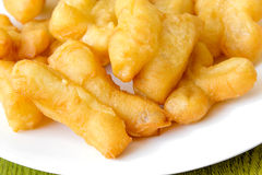 Deep-fried doughstick Stock Images