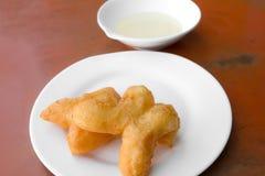 Deep-fried doughstick Stock Photos