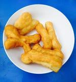 Deep-fried doughstick Stock Image