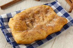 Deep Fried Elephant Ears stock photography