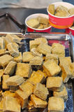 Deep-Fried Fermented Tofu Royalty Free Stock Images