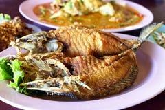 Deep Fried fish Royalty Free Stock Image