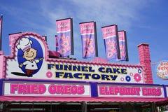 Deep-fried Oreos Royalty Free Stock Photography