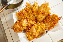 Deep fried ote-ote Royalty Free Stock Images