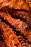 Deep fried pork ribs Royalty Free Stock Image