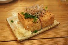 Deep fried tofu Stock Photography