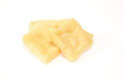 Deep fried tofu Royalty Free Stock Image
