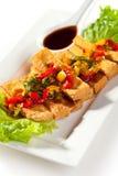 Deep Fried Tofu Stock Photos