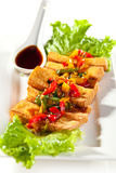 Deep Fried Tofu Royalty Free Stock Photo